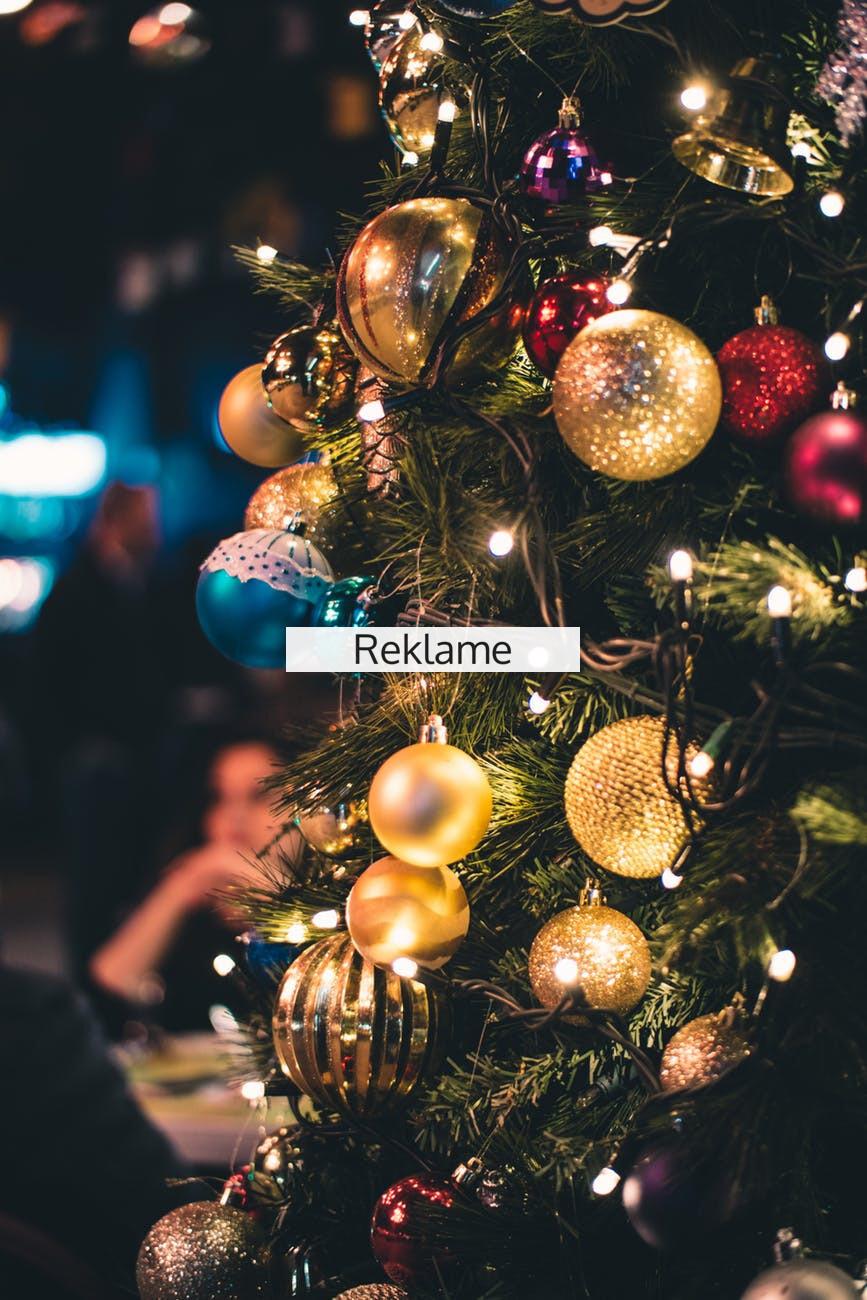 Sådan gør du din Tv-stue klar til julehygge i december