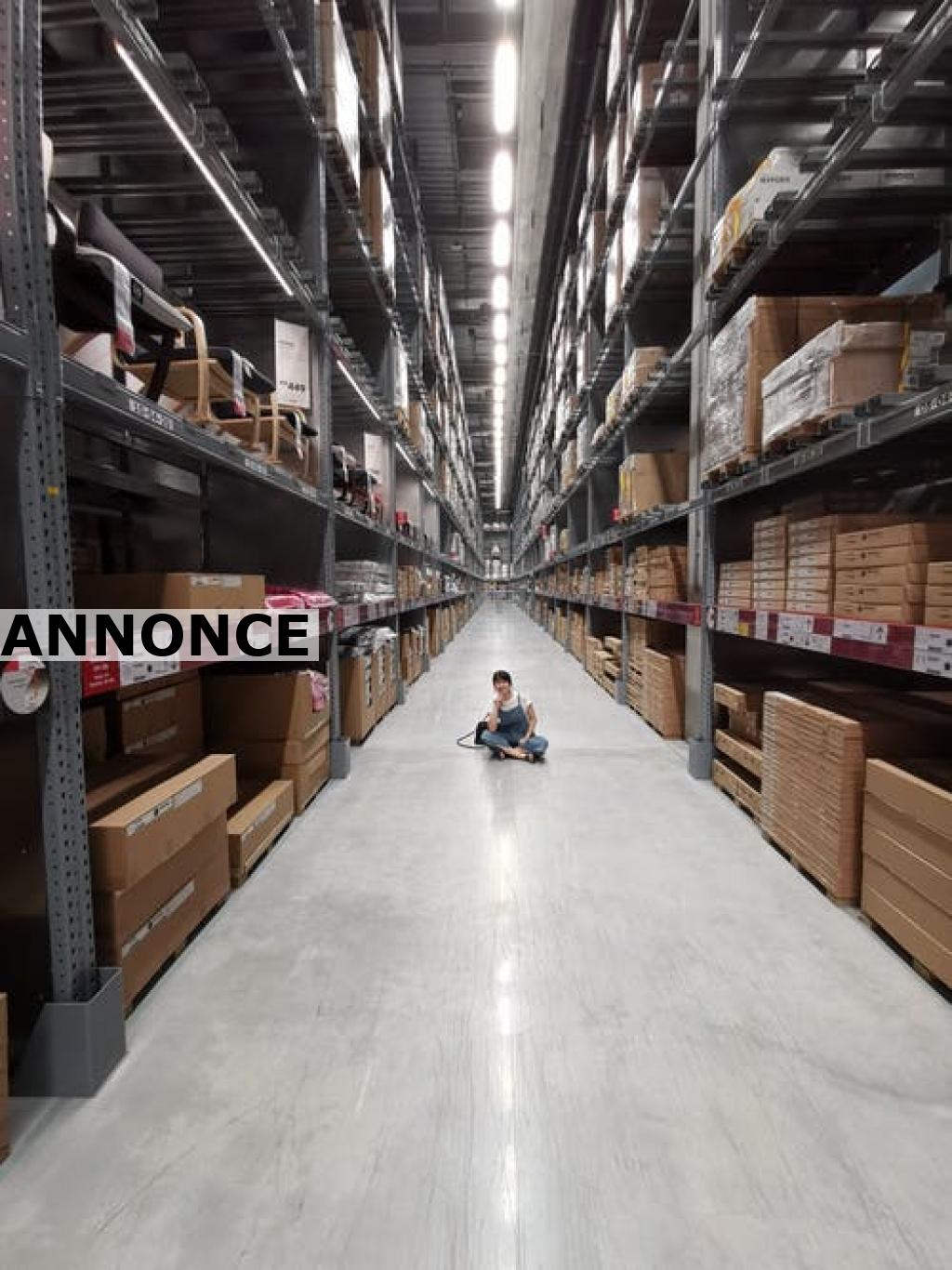 Find dine lagerlokaler