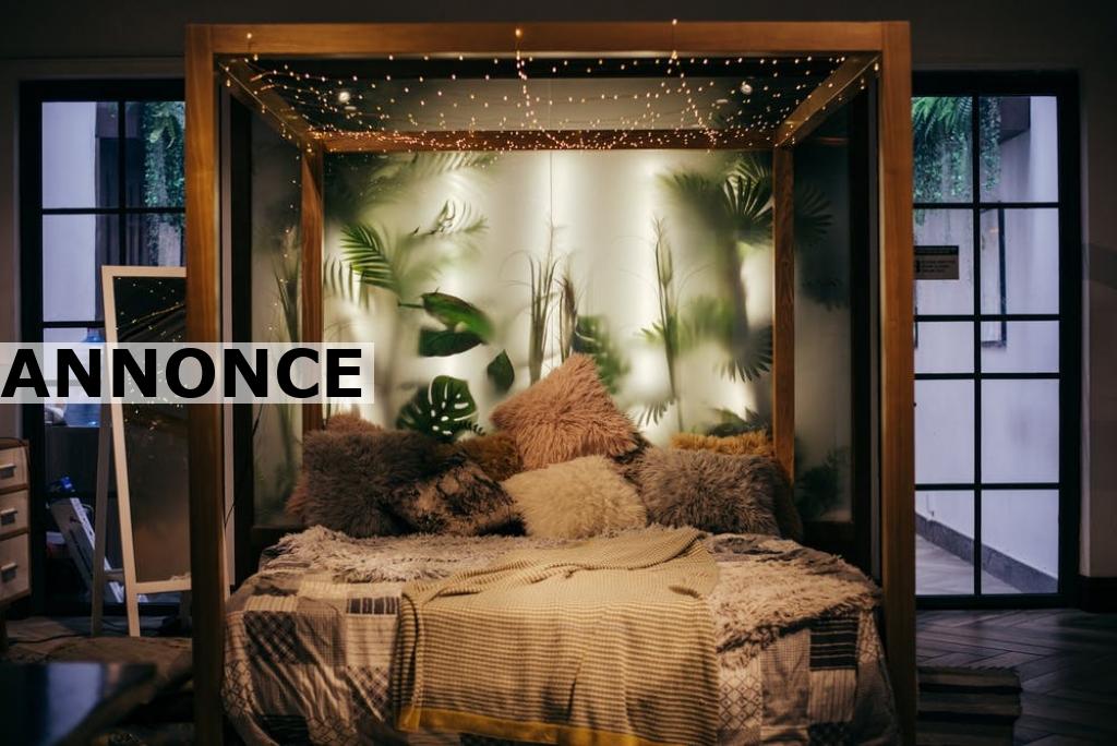 Forvandl dit soveværelse til den dejligste oase