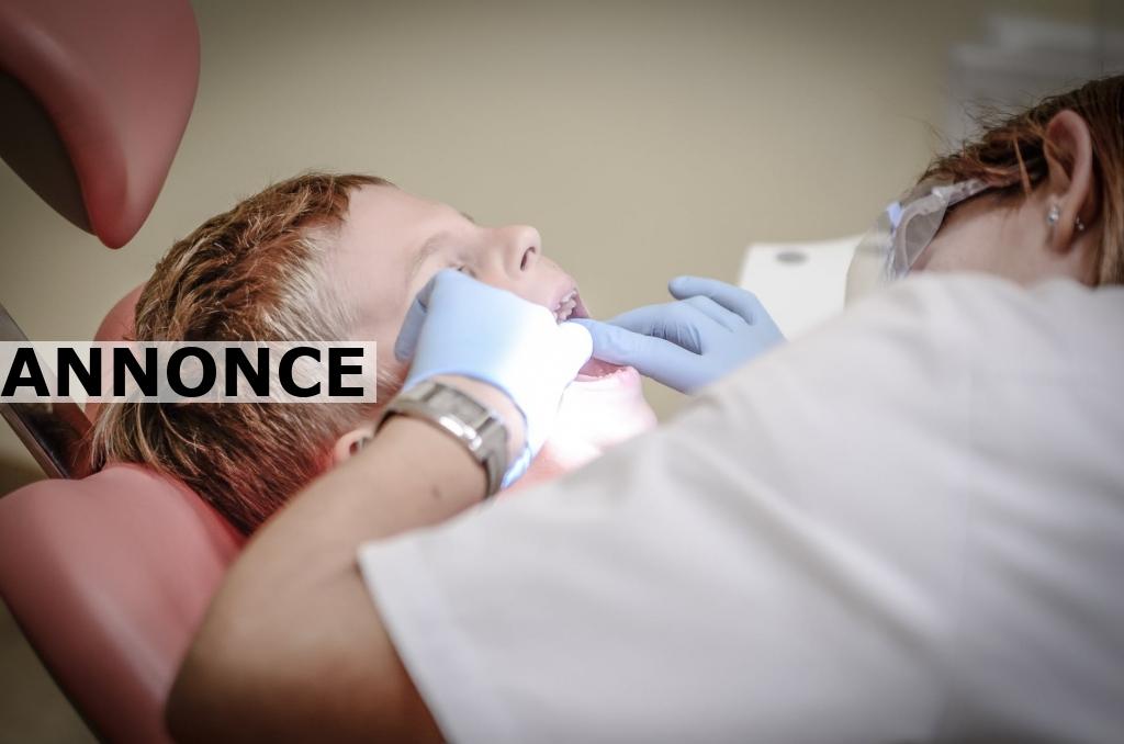 Pas på efter hvidtning af tænderne