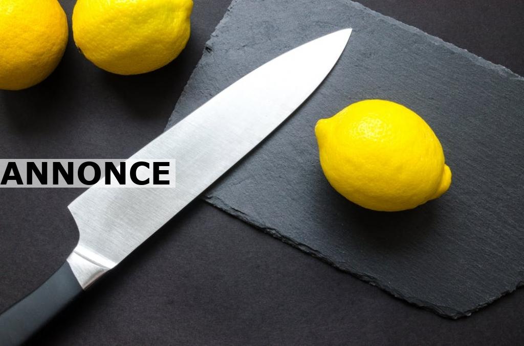 Er dine køkkenknive blevet sløve?
