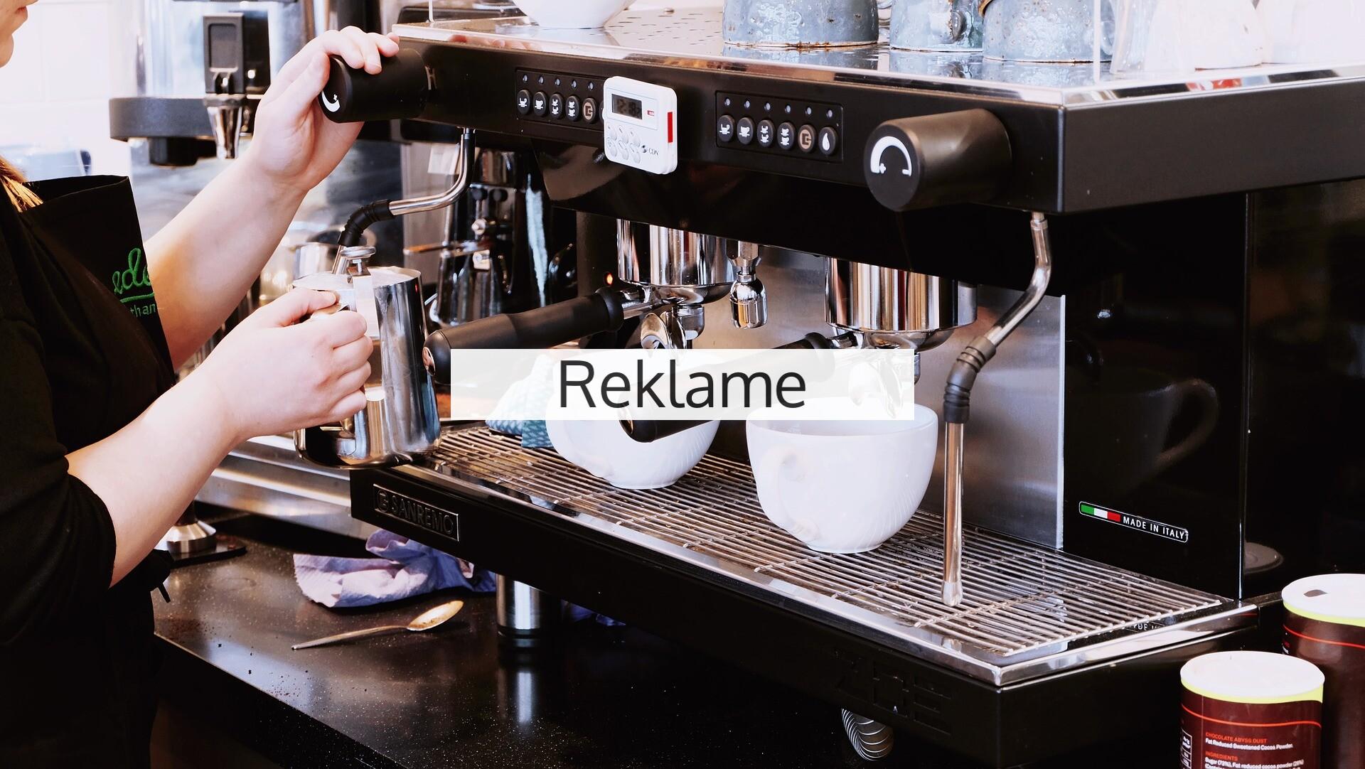 Sådan finder du en god kaffemaskine til dit køkken