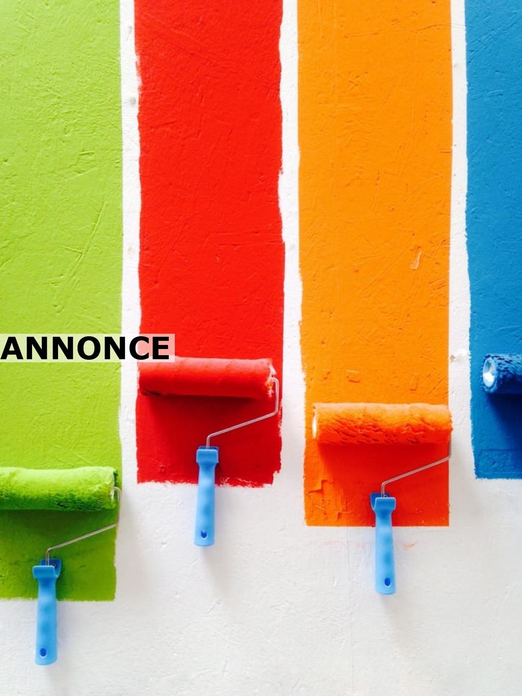 Farver: hemmeligheden bag at skabe et hjem