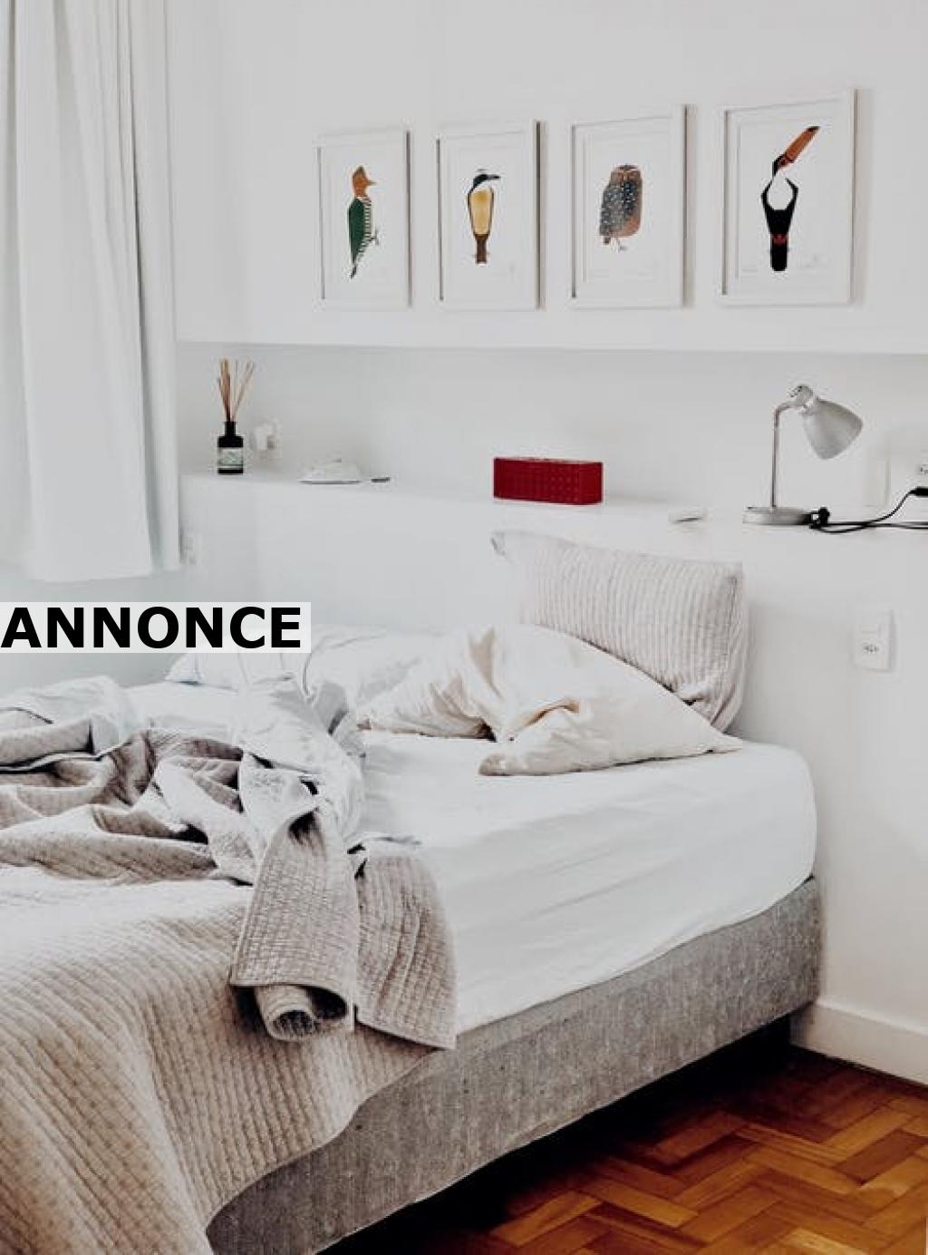 Find en ny seng for at optimere din nattesøvn